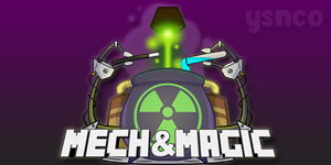 ATLauncher - Mech & Magic